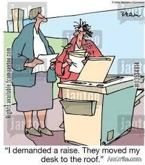 How often does your employer give out raises?
