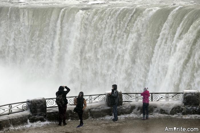 Ever been to Niagara Falls?