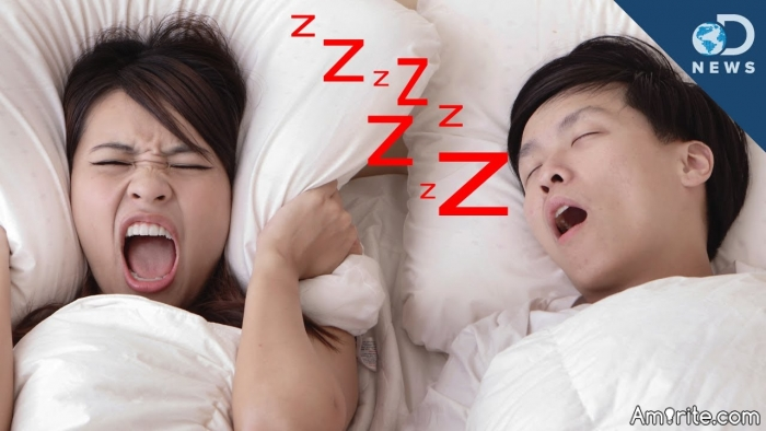 Do you snore?