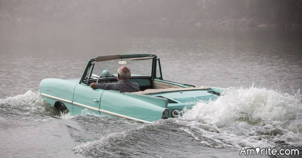 Would you rather have a car that can fly or a car that can travel on water?