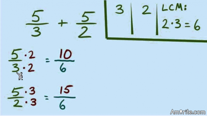 <b>When was the last time you used pen and paper to add, subtract, or do long division?</b>