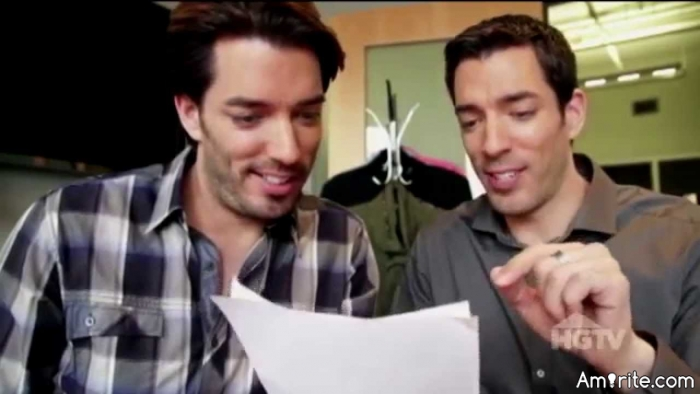 <b>Which one of the Property Brothers would you like to be?</b> <em>Drew is a real estate expert...Jonathan is a licensed contractor.</em>