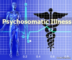 All disease is psychosomatic to a degree.