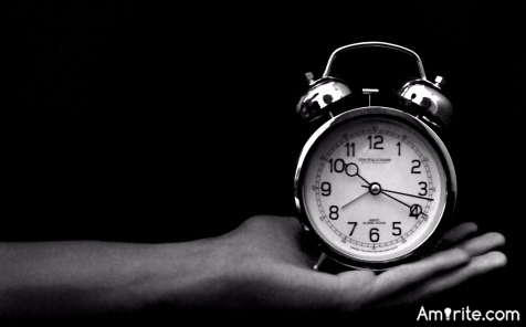 Do you calculate how much sleep you can get before going to bed?