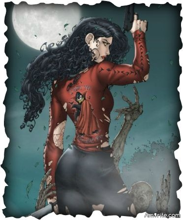 Do you know the book character Anita Blake?