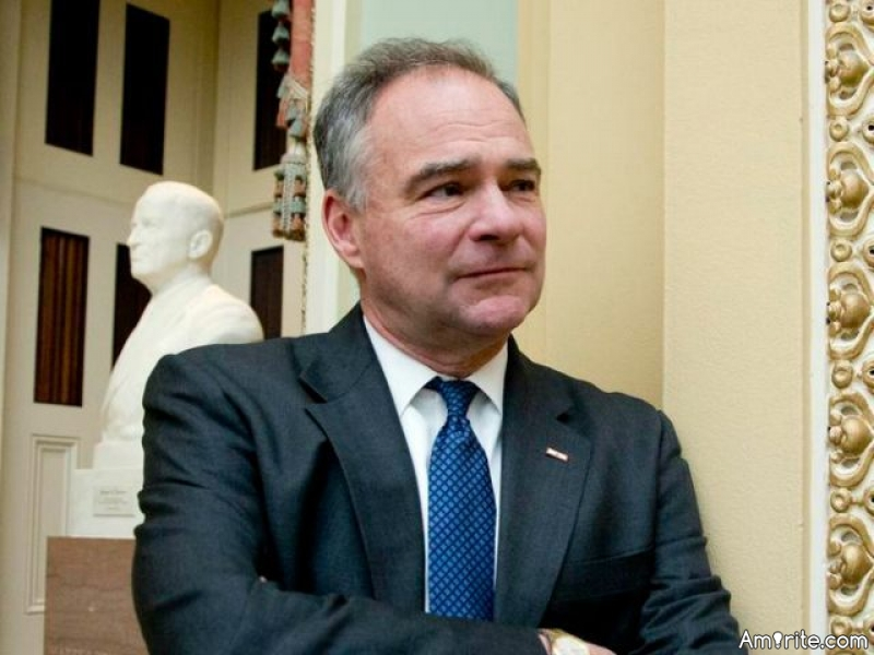 "If anyone is confused, or delighted with Hil'liar'y's choice for VP  what do you think about this? Tim Kaine 'Boycotted' Netanyahu Speech, 'Backed Iran Deal' Democrats are touting Sen. Tim Kaine (D-VA), Hillary Clinton's new running mate, as a pro-Israel voice in Congress. The left-wing Forward ran a tribute exulting: ""5 Reasons Tim Kaine Will Be the Jewiest Vice President Pick for Hillary Clinton.""  Yet Kaine joined anti-Israel radicals in Congress in boycotting Israeli Prime Minister Benjamin Netanyahu's speech in March 2015 — the last plea of a beleaguered nation against an agreement that Iran is already violating with ballistic missile tests. How many sides of their mouths do they talk out of?  Just sayin'"