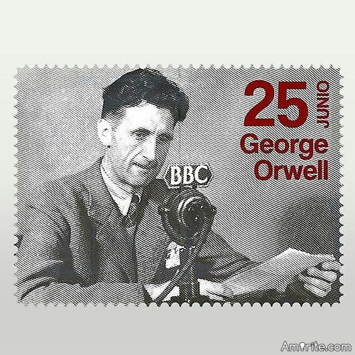 """During times of universal deceit, telling the truth becomes a            revolutionary act.""  George Orwell"