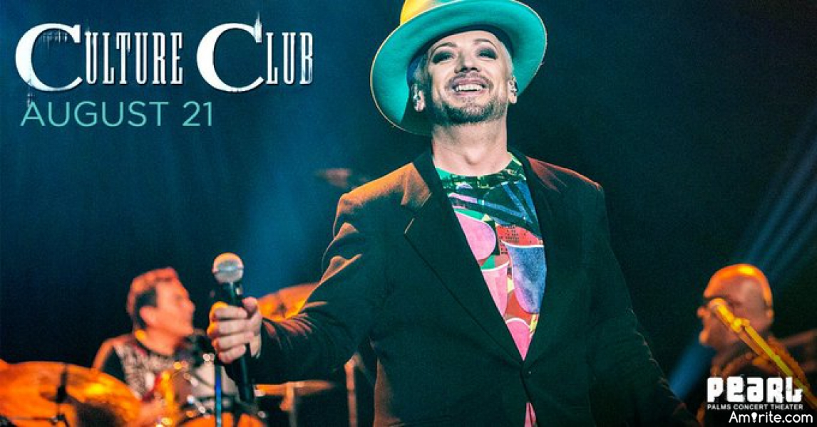 Culture Club will be appearing in Las Vegas this coming Sunday.  Are you still a fan of Boy George?
