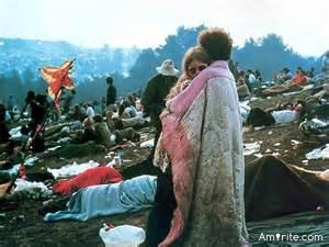 Woodstock 1969 - would you like to have been there or are you bloody-well tired of hearing about it?