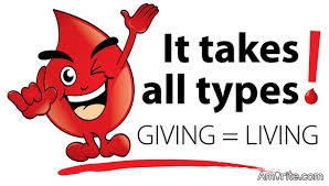 If you are a blood donor, can you give a guesstimate on how many pints of blood that you have donated throughout your entire life?