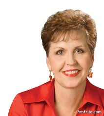 "Dr. Joyce Meyer says, ""There are no denominations in Heaven."""