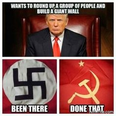 One who hates is a hater.  Are Trumpophobes (haters of Trump and his supporters) deplorable? Hate is hate. <strong>Amirite?</strong>