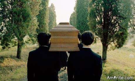 Have you ever been a pallbearer?