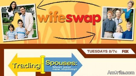 I bet the worst part for men who take part in the Wife Swap TV show is when they give you your wife back. <strong>Amirite?</strong>