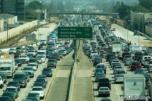 What's the busiest Interstate you have ever traveled?