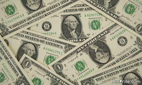 You would like a dollar every time you heard someone say &#34; ____ &#34; ...<em>Amirite?</em>