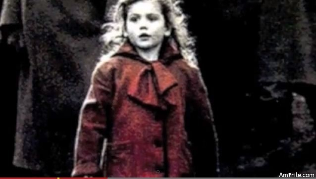 "In ""Schindler's List"" was the red coat girl a Jew or German?"