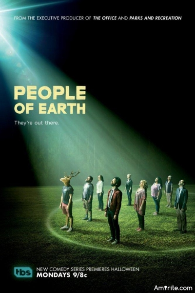 Have You Seen <u>People Of Earth</u>