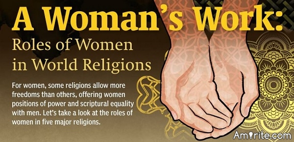 Is there a <em>current</em> religion where women are the main prophets?