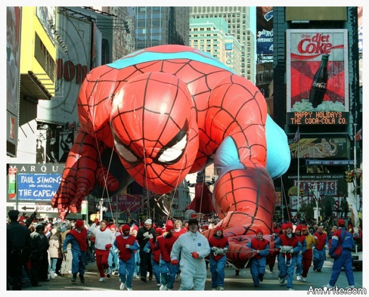 Quiz: The Macy's Thanksgiving Day Parade. How much do you know?