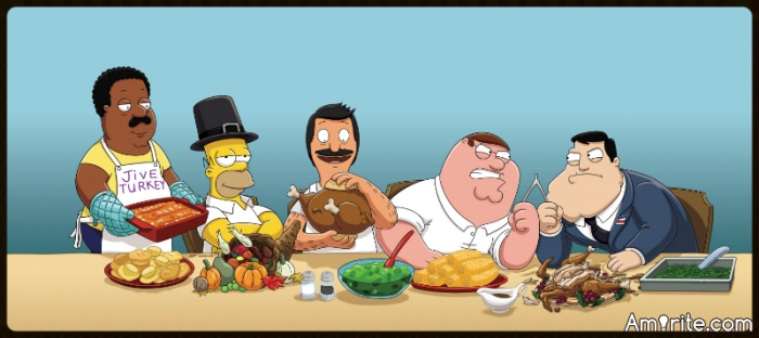 Quiz: Which TV Family Should You Eat Thanksgiving With?