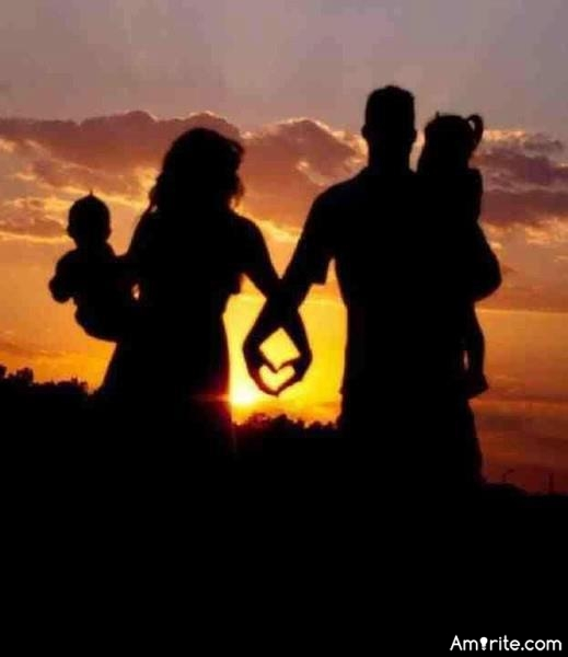 Within your family - - whose love meant the most to you?