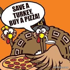 Do you have something other than the traditional turkey on Thanksgiving?