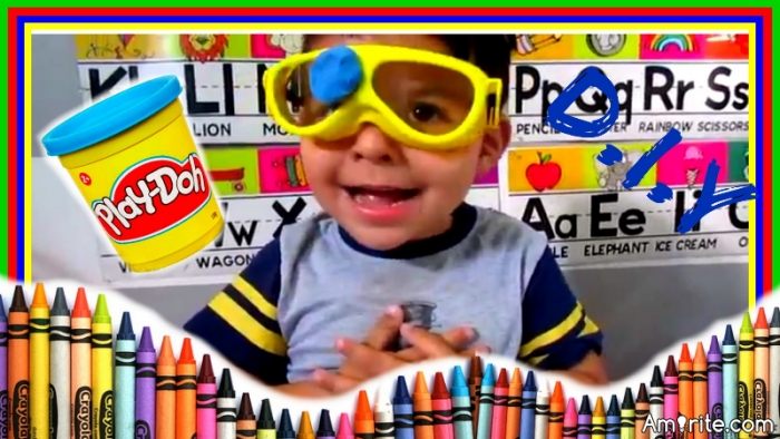 Do you still need Play-Doh and Crayons to get through life?