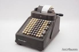 Even As Late As 1978, My Mother Used A Hand-Crank Adding Machine To Tally Her Books At The End Of The Business Day. She Owned One Very Similar To This. Do You Remember Doing  Basic Arithmetic Before The Advent Of Calculators?