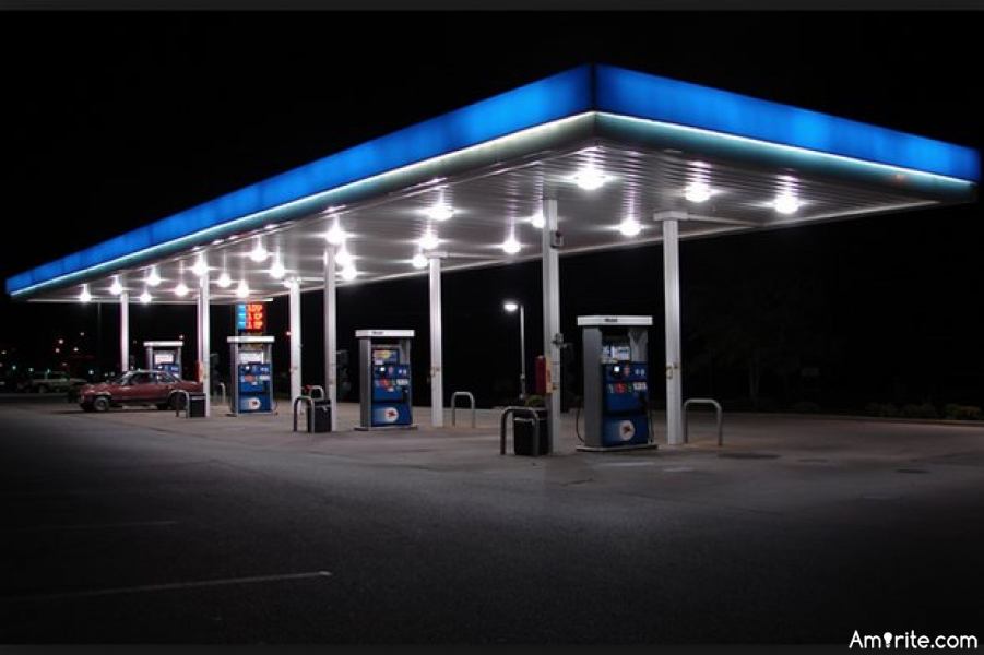 Which gas station is your favo<strong>rite?</strong>