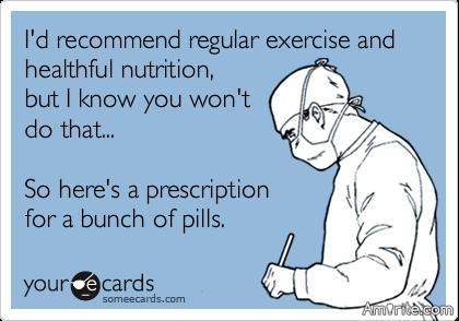 🍕 Are you a good person to ask for nutrition advice? 🍕