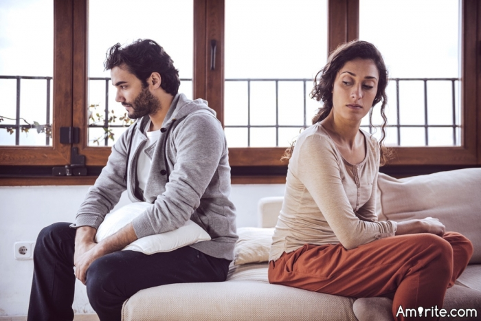 <b>What might happen to the couple in the pic?</b> Together forever...headed for breakup or just status quo? <em>Please describe...</em>