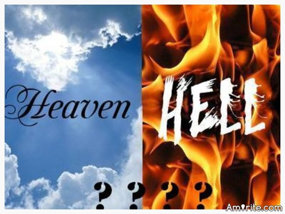 Quiz: Are You Going To Heaven or Hell?