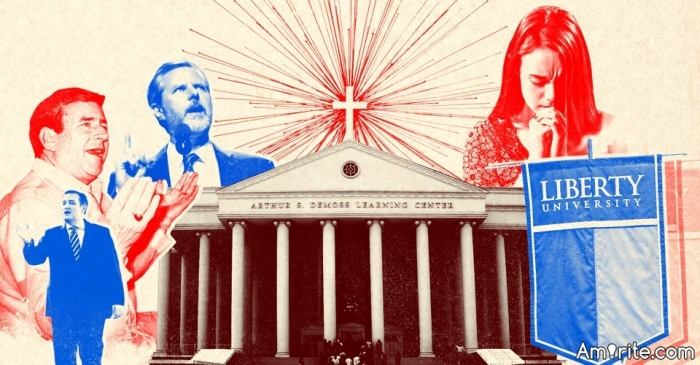 BATTLE OF THE FAKE COLLEGES!: LIBERTY UNIVERSITY VS. TRUMP UNIVERSITY WHICH IS FAKER?