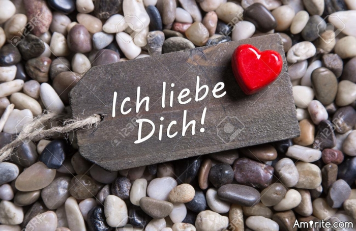 Tell someone you love them today, because life is short. But shout at them in German, because it is also terrifying and confusing.