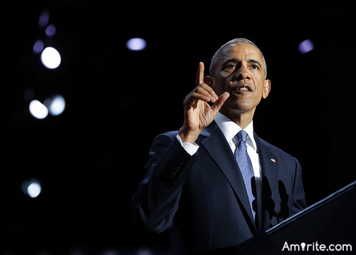 Did you watch President Obama's speech?  If you did, what are your thoughts?