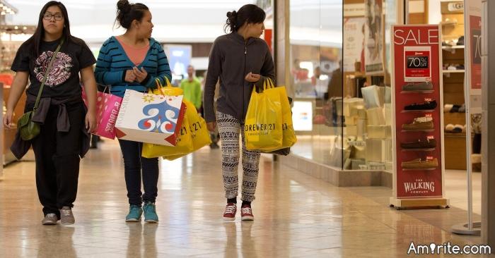 Do you shop logically or emotionally?