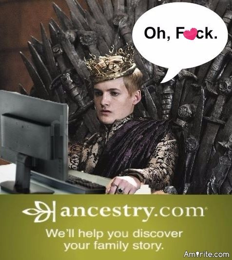 Your ancestry - do you know about it?