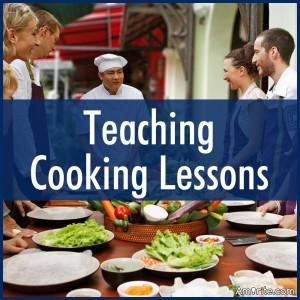 Your teaching someone how to cook, what is one important piece of advice you would make sure to share?