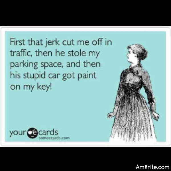 Sometimes some drivers should just not be on the road...What is something other drivers do that frustrates you?