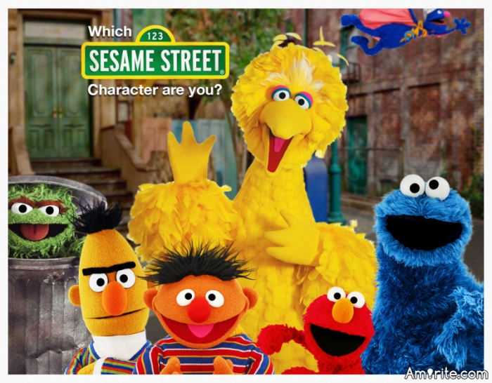 Quiz: Which 'Sesame Street' Character are You?