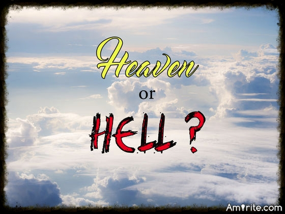 Quiz: We Know If You're Going To Heaven or Hell Based On What You See First In These Pictures.