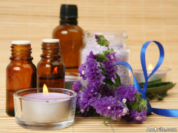 💐 Are you a fan or user of aromatherapy? 💐