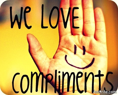 What compliment would you like to hear?