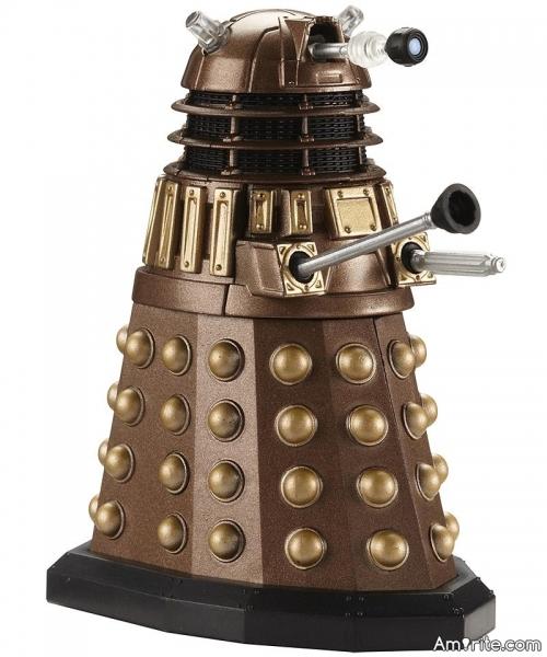 Humans would make good Daleks, <strong>amirite?</strong>