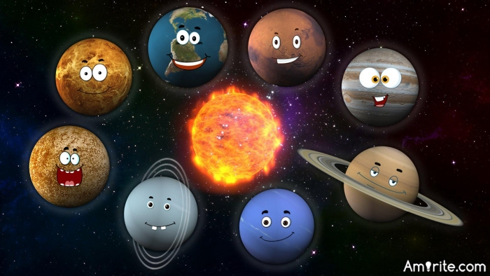 🌎 Anyone excited about the 7 new planets, Google just how long it would take to get there and try and maintain that level of enthusiasm...amirite?🌎