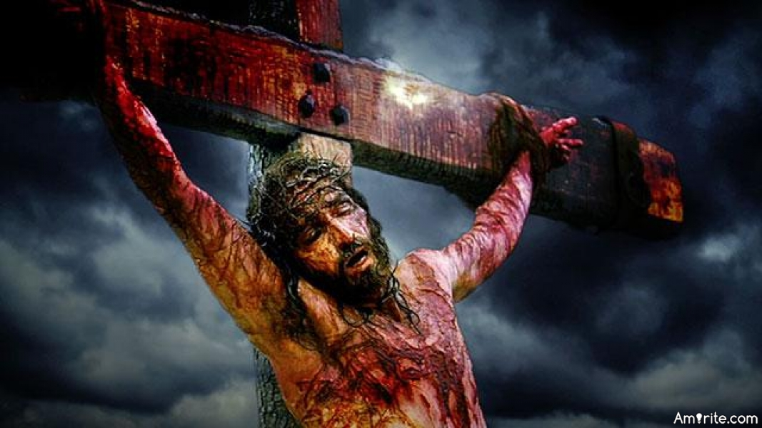When you see how much the establishment hates Trump, remember how the establishment 2000 years ago felt about Jesus: they nailed him to a cross. I'm not saying Trump is Jesus, but remember that paradigm, they don't like saviors.