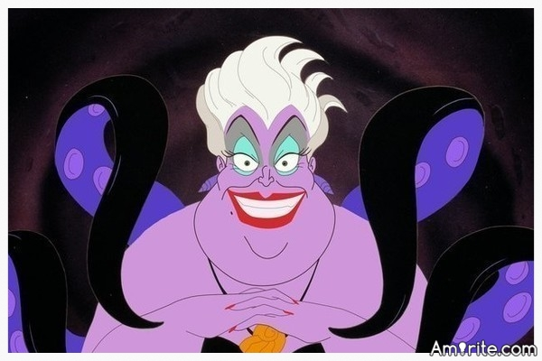 Quiz.....Which Disney Villain Is Most Like Your Ex? :-)