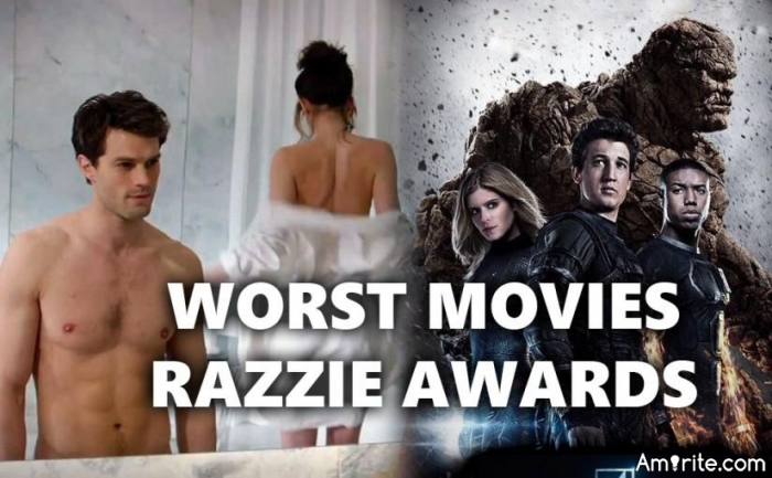 If you were forced to watch either The Oscars or The Razzies... which would you choose?