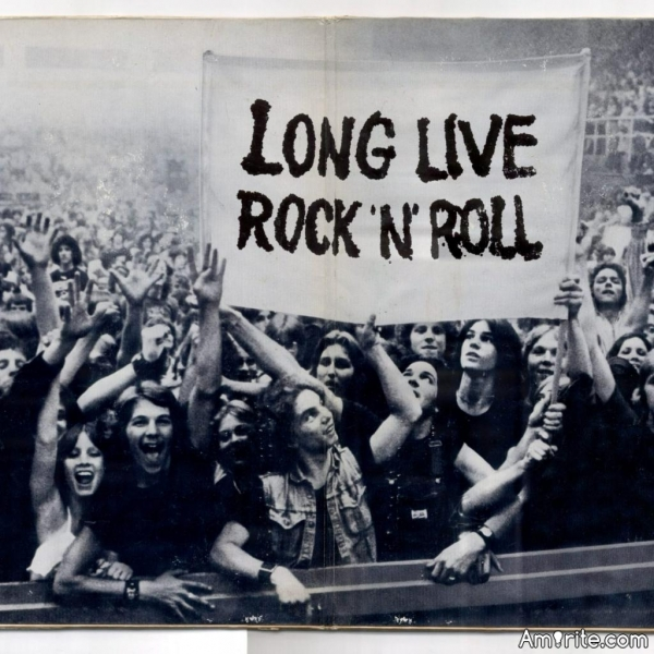 What are some of your favorite songs from the 70's? Let's see some good rock songs from back when rock music was rock music.